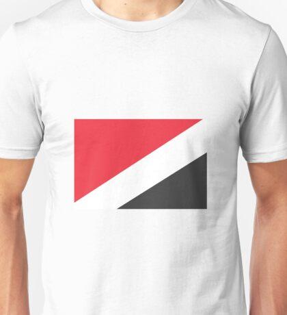 Principality of Sealand flag Unisex T-Shirt