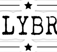 Lallybroch - Outlander Sticker