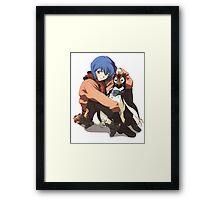 Evangelion #07 Framed Print