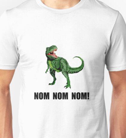 Rex Nom Nom Unisex T-Shirt
