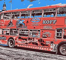 Red Bus by boogeyman