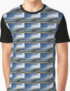 Wild Coast - Laie Point, North Shore, Oahu, Hawaii Graphic T-Shirt