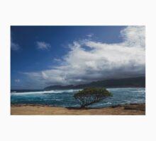 Wild Coast - Laie Point, North Shore, Oahu, Hawaii Kids Tee