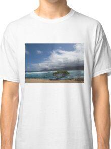 Wild Coast - Laie Point, North Shore, Oahu, Hawaii Classic T-Shirt