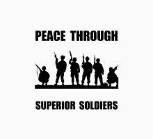 Superior Soldiers Unisex T-Shirt
