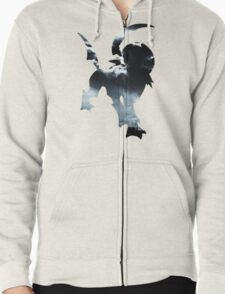 Absol used Feint Attack Zipped Hoodie