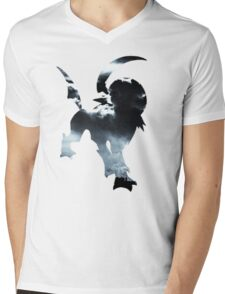 Absol used Feint Attack Mens V-Neck T-Shirt