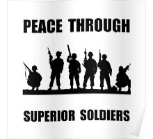 Superior Soldiers Poster