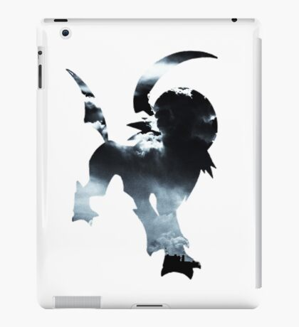Absol used Feint Attack iPad Case/Skin