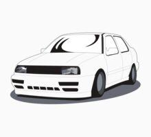 MK3 Jetta Graphic by VolkWear