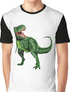 Tyrannosaurus Dinosaur Graphic T-Shirt