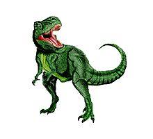 Tyrannosaurus Dinosaur Photographic Print