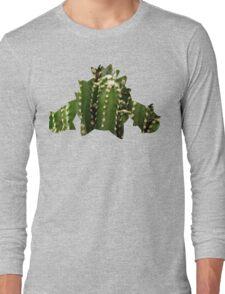 Cacnea used Needle Arm Long Sleeve T-Shirt