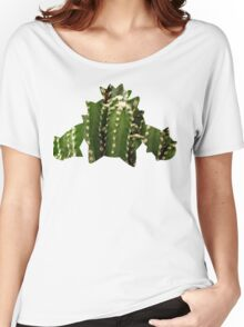 Cacnea used Needle Arm Women's Relaxed Fit T-Shirt