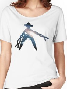 Deoxys used Psychic Women's Relaxed Fit T-Shirt