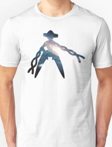 Deoxys used Psychic Unisex T-Shirt