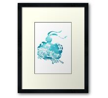Altaria used Roost Framed Print