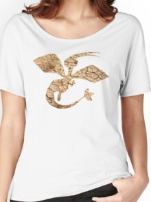 Flygon used Sandstorm Women's Relaxed Fit T-Shirt