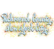 Richmond County New York City Photographic Print