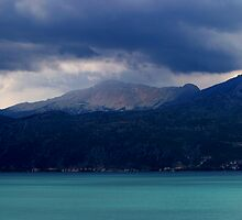 Lake Egirdir by Jens Helmstedt