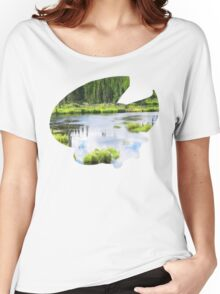 Lotad used Absorb Women's Relaxed Fit T-Shirt