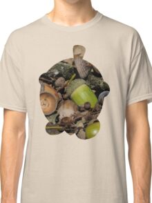 Seedot used Nature Power Classic T-Shirt