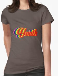 Youth Troye Sivan Pride Womens Fitted T-Shirt