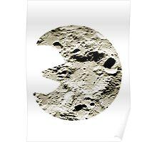 Lunatone used Stone Edge Poster