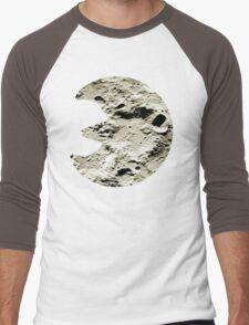 Lunatone used Stone Edge Men's Baseball ¾ T-Shirt