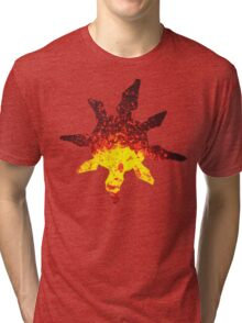 Solrock used Fire Spin Tri-blend T-Shirt