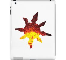 Solrock used Fire Spin iPad Case/Skin