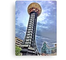 Sunshere in Knoxville, Tennessee Metal Print