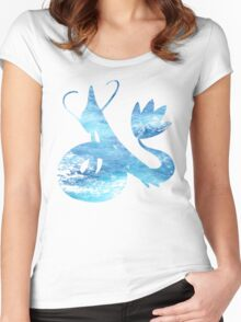 Milotic used Aqua Ring Women's Fitted Scoop T-Shirt