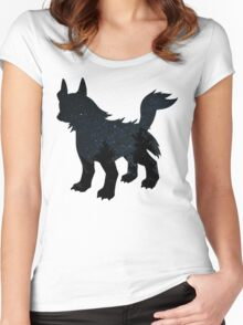 Mightyena used Dark Pulse Women's Fitted Scoop T-Shirt