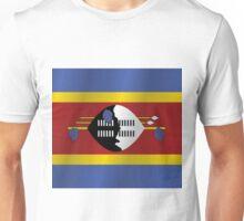 Swaziland flag Unisex T-Shirt