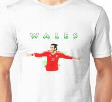 WALES : GARETH BALE Unisex T-Shirt