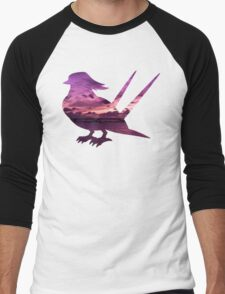 Swellow used Aerial Ace Men's Baseball ¾ T-Shirt