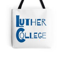 Luther College Tote Bag
