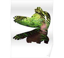 Tropius used Leaf Storm Poster