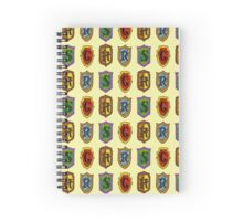 Hogwarts Crests 1 Spiral Notebook