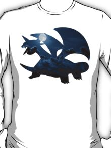 Salamence used Dragon Tail T-Shirt