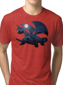 Salamence used Dragon Tail Tri-blend T-Shirt