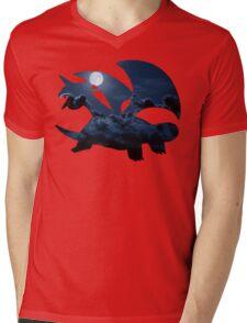 Salamence used Dragon Tail Mens V-Neck T-Shirt