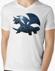 Salamence used Dragon Tail Mens V-Neck T-Shirt