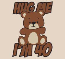 Hug me I'm 40 by nektarinchen