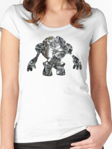 Registeel used Iron Head Women's Fitted Scoop T-Shirt