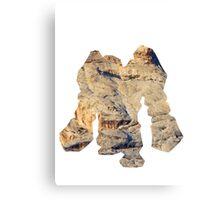 Regirock used Ancient Power Canvas Print