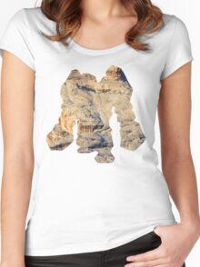 Regirock used Ancient Power Women's Fitted Scoop T-Shirt