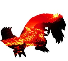 Groudon used Earthquake by Gage White