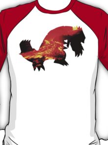 Groudon used Earthquake T-Shirt
